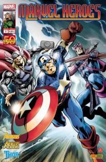 marvel heroes 9 panini comics