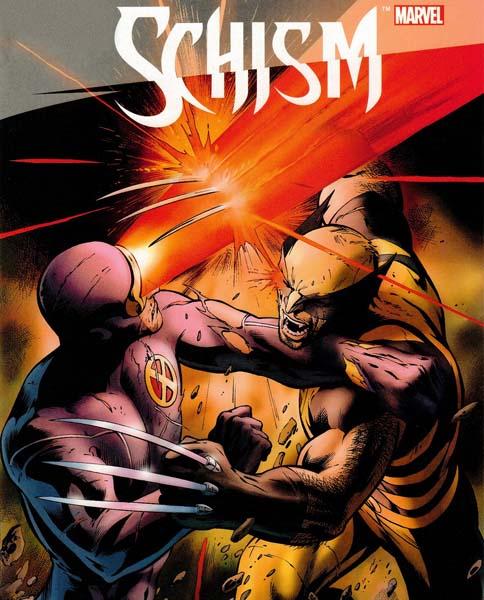X-Men-Schism