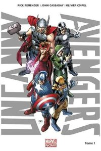 Uncanny Avengers tome 1