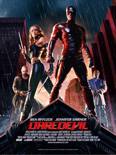 Daredevil affiche film