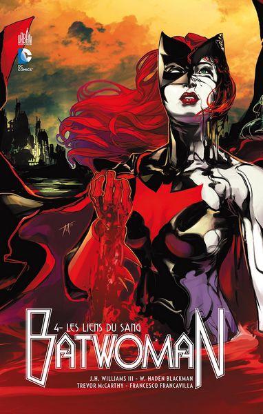 batwoman tome 4 les liens du sang