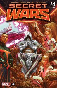 secret wars 4 marvel