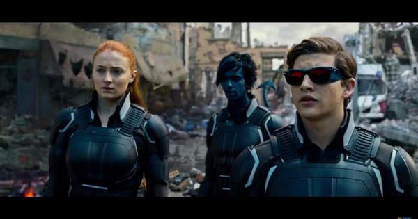 nouveaux X-Men Apocalypse