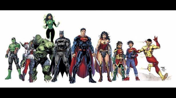 Urban Comics Rebirth