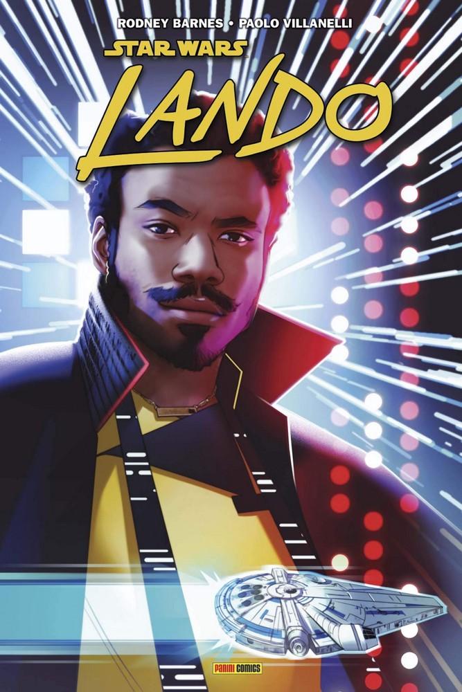 Lando mini-série BD Marvel