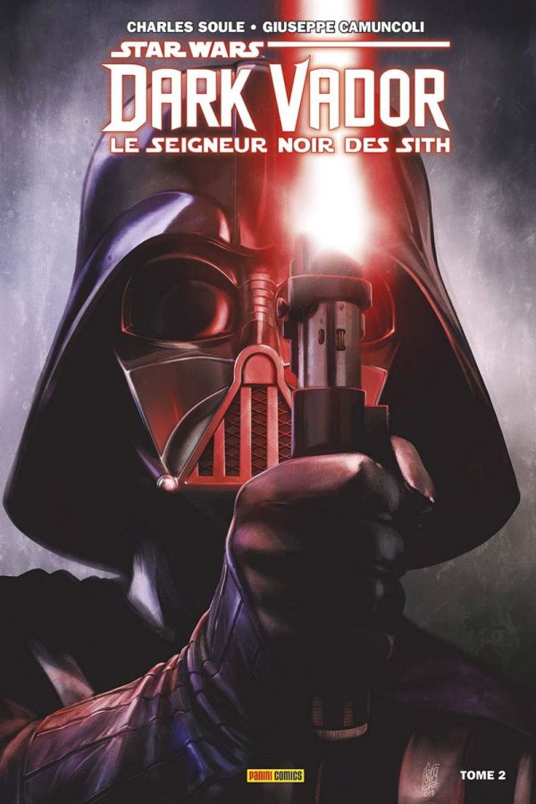 dark vador le seigneur noir des sith tome 2